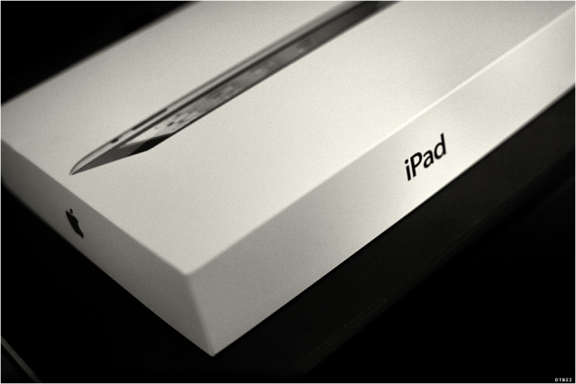 apple ipad 2 box