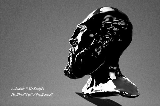 autodesk 123d sculpt ipad pro apple pencil dtbsz