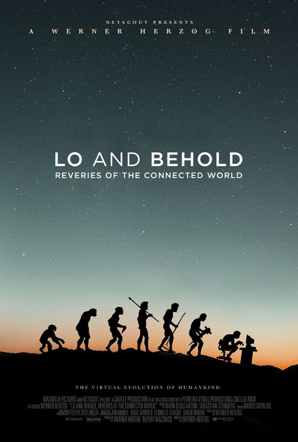 Lo and Behold Reveries of the Connected World